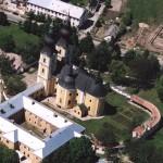 מתחם המנזר ב- Máriapócs