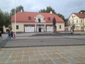 הארכיון המחוזי בביאליסטוק, פולין
