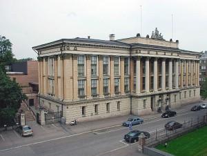 הארכיון הלאומי, פינלנד